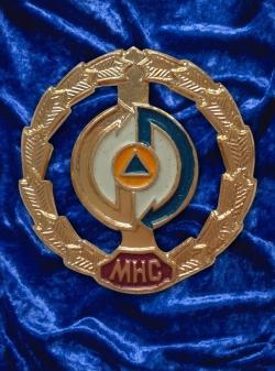 Емблема МНС